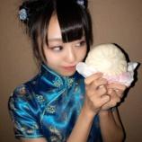 『[イコラブ] 瀧脇笙古「チャイナドレスで肉まん…意識高め」』の画像
