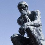 『「悩む人」と「考える人」の3つの違い。』の画像