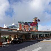 ドライブインスタイルの大型エンダーで朝食【浦添】A&W牧港