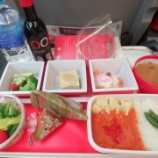 『JALのバンコク行きの機内食が超美味しかった!』の画像