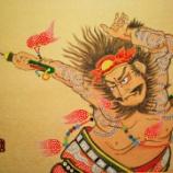 『弘前ねぷた絵281 ねぷた絵にみる「魏」の武将たち1 曹操、許褚』の画像
