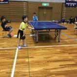 『◇仙台卓球センタークラブ◇ 第49回ニッタク杯北福島オープン卓球選手権大会 結果』の画像