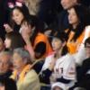 【画像あり】 NGT荻野由佳さん、東京ドームでプロ野球観戦中に巨人ファンに見付かり激写される w w w w w w w w w w w w
