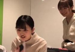 久保史緒里さんと梅澤美波さんの2ショットが癒されるwwwwwww