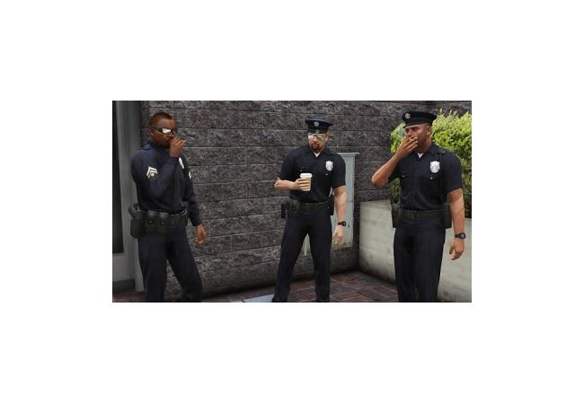 GTA5の警察wwwwwww