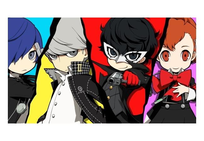 11/29発売!『ペルソナQ2 ニュー シネマ ラビリンス』ゲーム内容のPV公開!