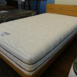 『【シングルベッドでも快適に暮らす方法】ドイツ・ruf社のマットレス・FSC-RYをイマダのフレーム・レジットにセット』の画像