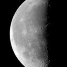 『月齢22.8のお月様』の画像
