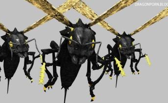Giant Wasps