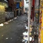 SEALDs涙目wハロウィンの渋谷 主催者発表で100万人集まってるかもレベル