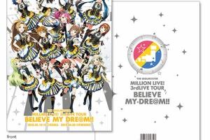 【グリマス】福岡公演アイドル応援パネル&物販情報が公開!