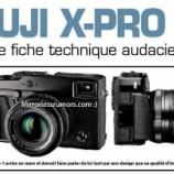 『フジのミラーレスは、X-Pro1』の画像