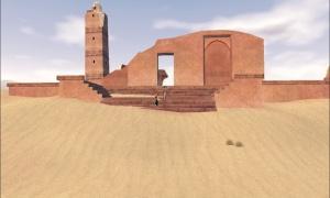古代都市ワクテカ (B.C.8000年頃)