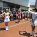 2015年 第12回大船まつり その45(鎌倉女子大学中高等部マーチングバンド)