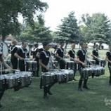 『【DCI】ドラム必見! 2017年アカデミー・ドラムライン『インディアナ州インディアナポリス』本番前曲練動画です!』の画像
