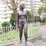 『裸体像Tシャツ計画 川口西前公園』の画像