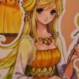 『バナナ姫ルナ』の画像