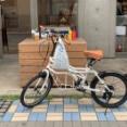 あのパン屋さんに行ってみたくて、鵠沼(くげぬま)海岸辺りを自転車でうろうろ
