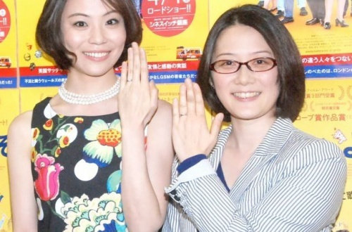 日本初の同性婚をしたマン2人組、離婚だとwwwwwwwwww wwのサムネイル画像