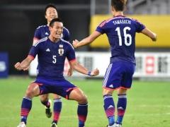【動画】日韓戦、試合終了!後半は両チーム得点できず1-1のドロー!