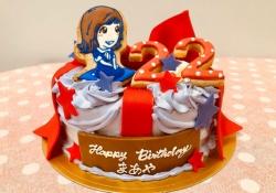 【悲報】和田まあや、スタッフ達が用意したバースデーケーキ食べられず・・・【おのれコロナ】