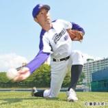 『【野球】「ミスター・サブマリン」元ロッテ渡辺俊介 今なぜ社会人野球に?』の画像
