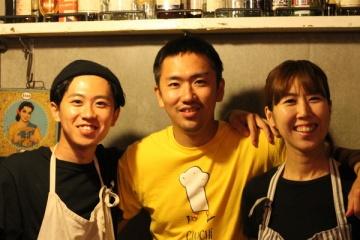 サーモン&トラウトピックアップイベントby Shohei&Kiriko&Kentaro