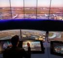 ヒースロー空港で開発中の4Kモニター管制室がかっちょいい