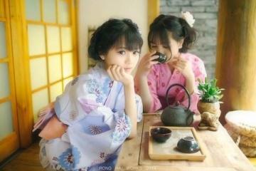 海外「日本に関することは全て美しい」浴衣に身を包んだ少女が可愛すぎて外国人が悶絶