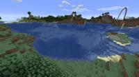 運河、水を満たす前に梁を作る