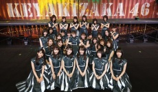 【ライブ後メンバー集合写真】欅坂46 小池美波が車椅子に乗る・・・!?