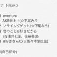 【AKB48】アイアライブ2019 セトリ感想などまとめ!【セットリスト/恵比寿 The Garden Hall】