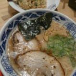 『【大阪一日遊】らーめん亀王でさっそく食いすぎる』の画像