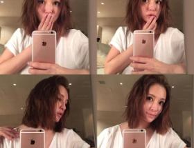 浜崎あゆみ 新しい髪型になった写真を公開!「かわいすぎーーーーーー」「ボブ可愛い 凄く素敵!!!!」