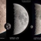 『投稿:スマホでデジスコ~月面Xと野鳥 2021/03/21』の画像