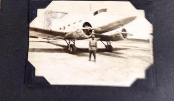 ひいじいちゃんが従軍した時の写真が出てきた