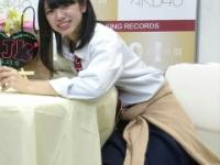 チーム8大西桃香「乃木坂の西野七瀬さんに癒されてる。橋本奈々未さんの顔になりたい」