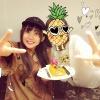 【悲報】薮下柊、ケーキを手にした2ショット写真を上げて吉田朱里を挑発