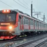 『激レア8連!!国産電車KFW(I9000)、併結でジョグジャカルタへ!!(12月11日)』の画像