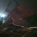 『【台風15号の爪痕】三浦海岸海沿いの被害が半端ない』の画像