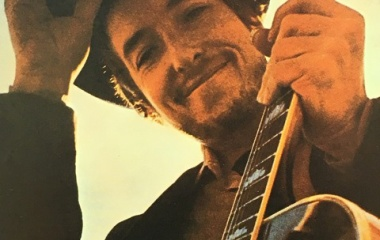 『「Nashville Skyline 」by Bob Dylan ディランの声はどれが本当か?』の画像