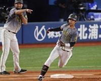 【阪神】中野 岡田彰布に並んだ球団新人歴代9位の109安打 8位・別当薫の114本超えも確実に
