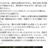 『戸田市では、浸水被害を防ぐために、市内各所に「土のうステーション」を用意しています。』の画像