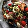 おうちでレストランの味!ちょっと豪華なイタリアの魚介サラダ