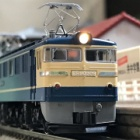 『KATO EF60 500番台 特急色』の画像
