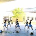 学園祭チアガール