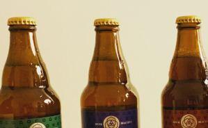 デンマークで日本のビールを発見