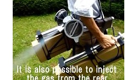 【日本の職人】    進撃の巨人の 立体起動装置  作ってみた。    海外の反応