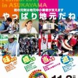 2013/11/03(日)飛鳥山公園のお祭りに屋台出店します!のサムネイル