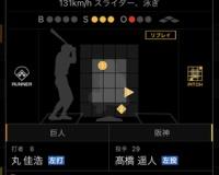 【悲報】阪神坂本、三球勝負を仕掛けまくる